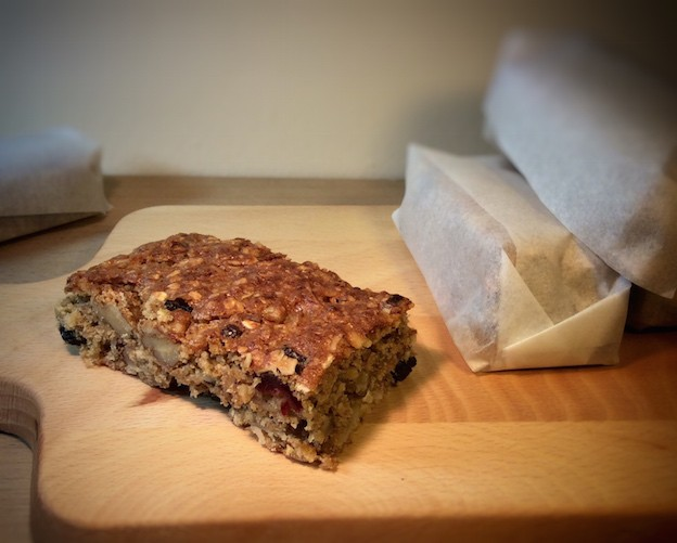 Great Energy Bar for Runners