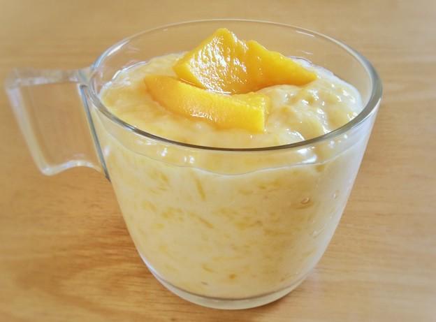 gluten-free egg-free vegan vanilla custard